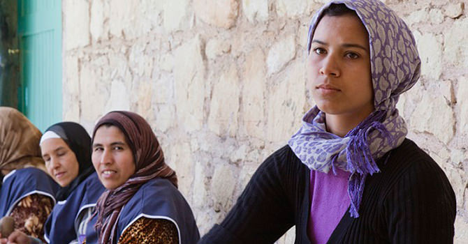 Berbervrouwen