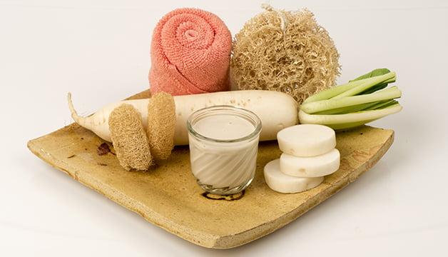 Een gladde, egale en stralende huid dankzij melkzuur!