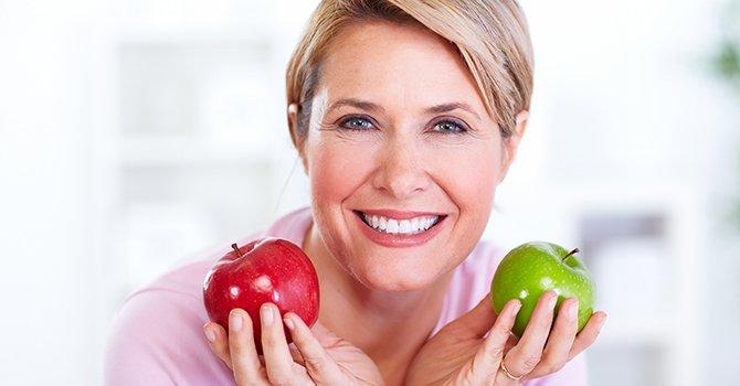 Groente en fruit tegen huidveroudering
