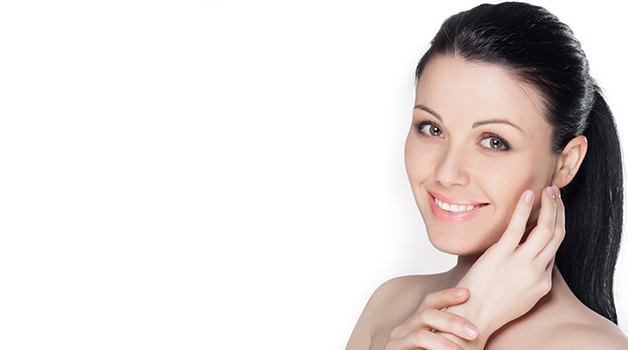 Natuurlijke schoonheid en gezondheid zonder make-up