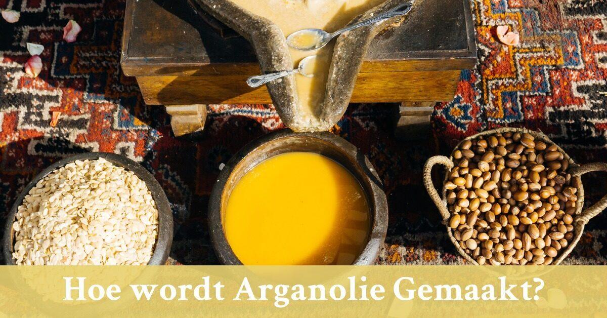 Argannoten-arganvruchten-arganolie