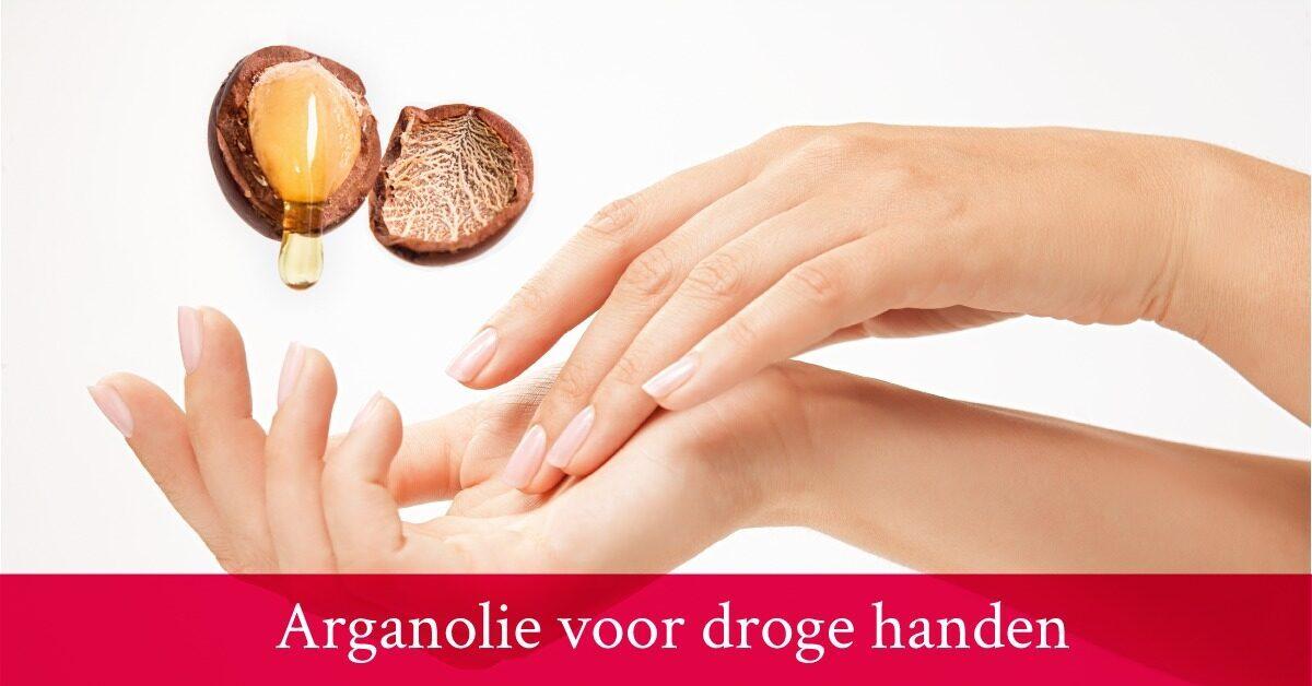 Arganolie Argannoot verzorgde handen