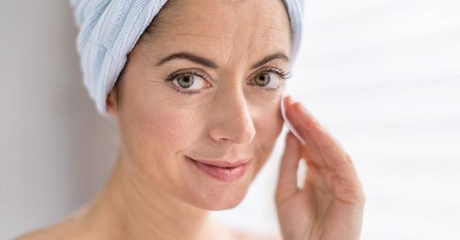 Huidverzorging Vrouw 40 Jaar