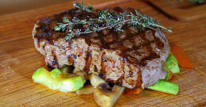 Biefstuk Geïnspireerd door Jamie Oliver