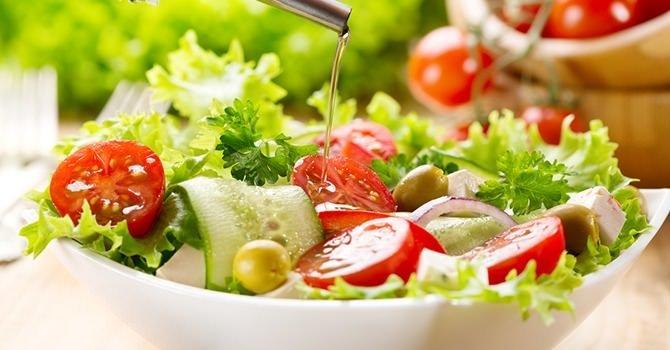 De Zomer Betekent Meer Salades!