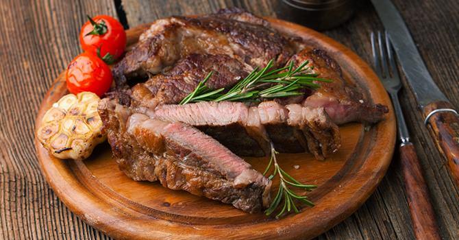 Een Heel Makkelijk Ribeye Biefstuk Recept