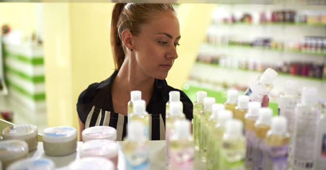 Een lijst van giftige chemicaliën in beauty producten