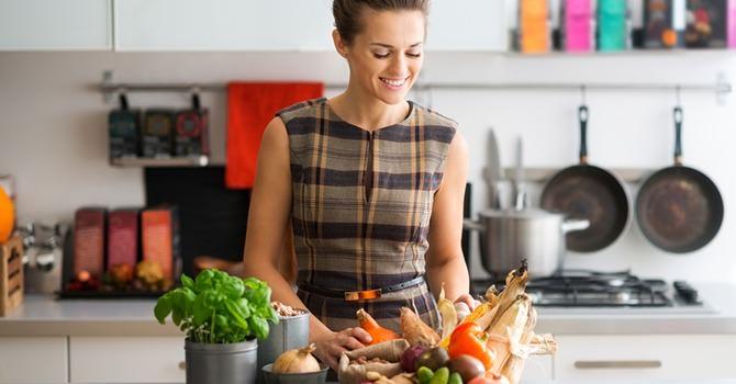 Eten voor je nagels en je algehele gezondheid