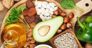 Geweldige Bronnen van Vitamine E!