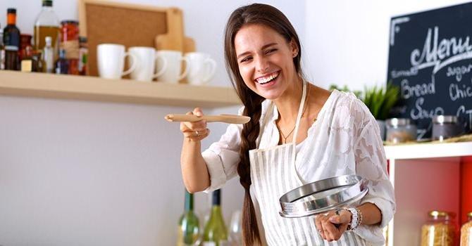 Heel Je Gebroken Hart In De Keuken
