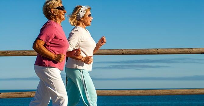 Hoe Blijf je Gezond en Actief Als je Ouder Wordt