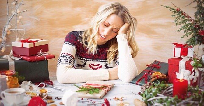 Hoe Je Huiduitslag door de Kerststress Kunt Vermijden