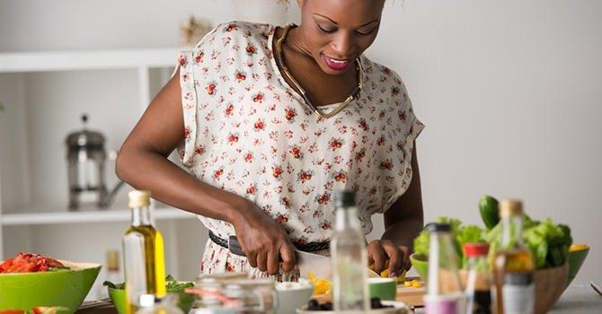 Je Kunt Makkelijk en In Weinig Tijd Je Eigen Maaltijden Koken!