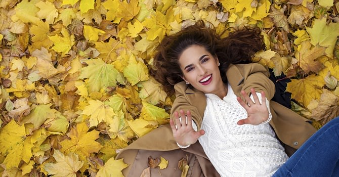 Je Nagels Mooi Maken voor de Herfst