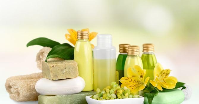 Groene Natuurlijke Persoonlijke Verzorging