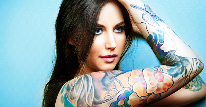 Alles wat je wilt weten over tatoeages