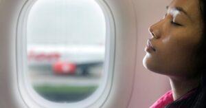 Manieren Om In Het Vliegtuig De Huid Mooi Te Houden