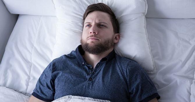 Slaaptekort kan leiden tot gewichtstoename!