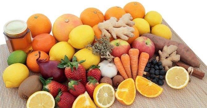 Vertraag de gevolgen van veroudering met supervoeding!