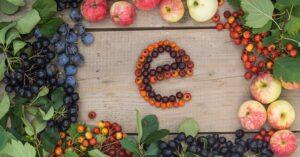 Vitamine E en de Talrijke Voordelen