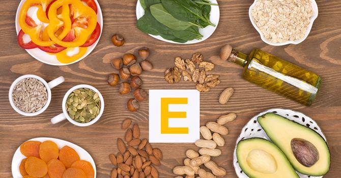 Vitamine E is Ook Goed Voor je Nagels!