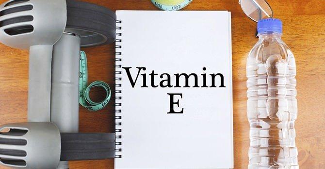 Wat is Dat Toch met Vitamine E?