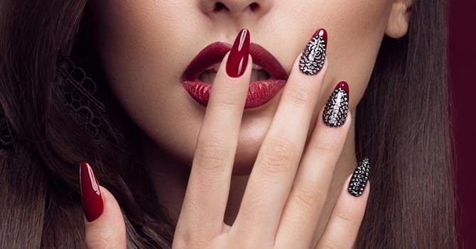 Wees niet bang om nagelkunst te dragen, omdat je 30 bent