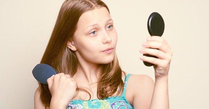 Zijn Tieners te Ijdel om Verstandig na te Denken?