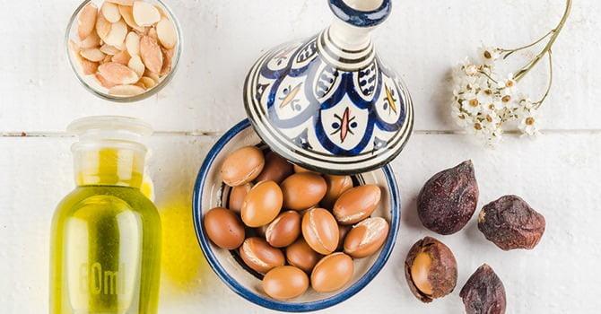 Marokkaanse Arganolie