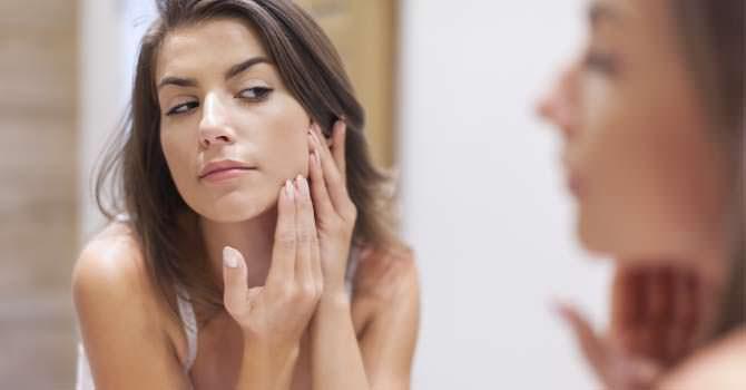 acne vrij
