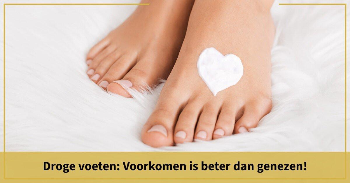 creme hartje voeten