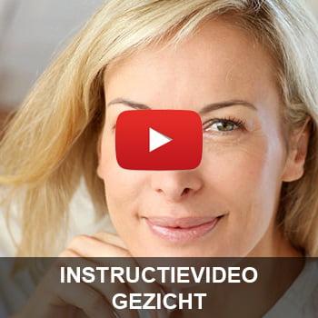 Instructievideo Gezicht