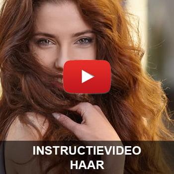 Instructievideo Haar