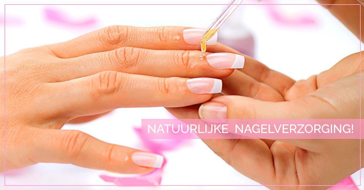 nagelolie nagels handen