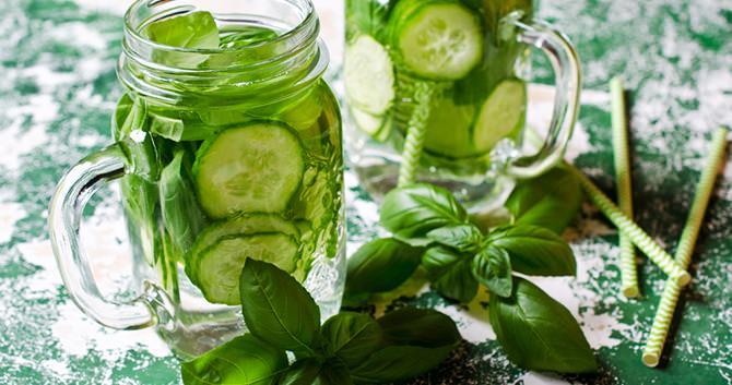 Komkommer Voor Je Huid